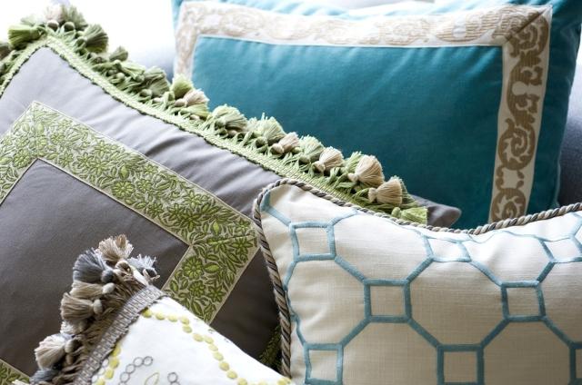 MV Embroidery Pillows (H)